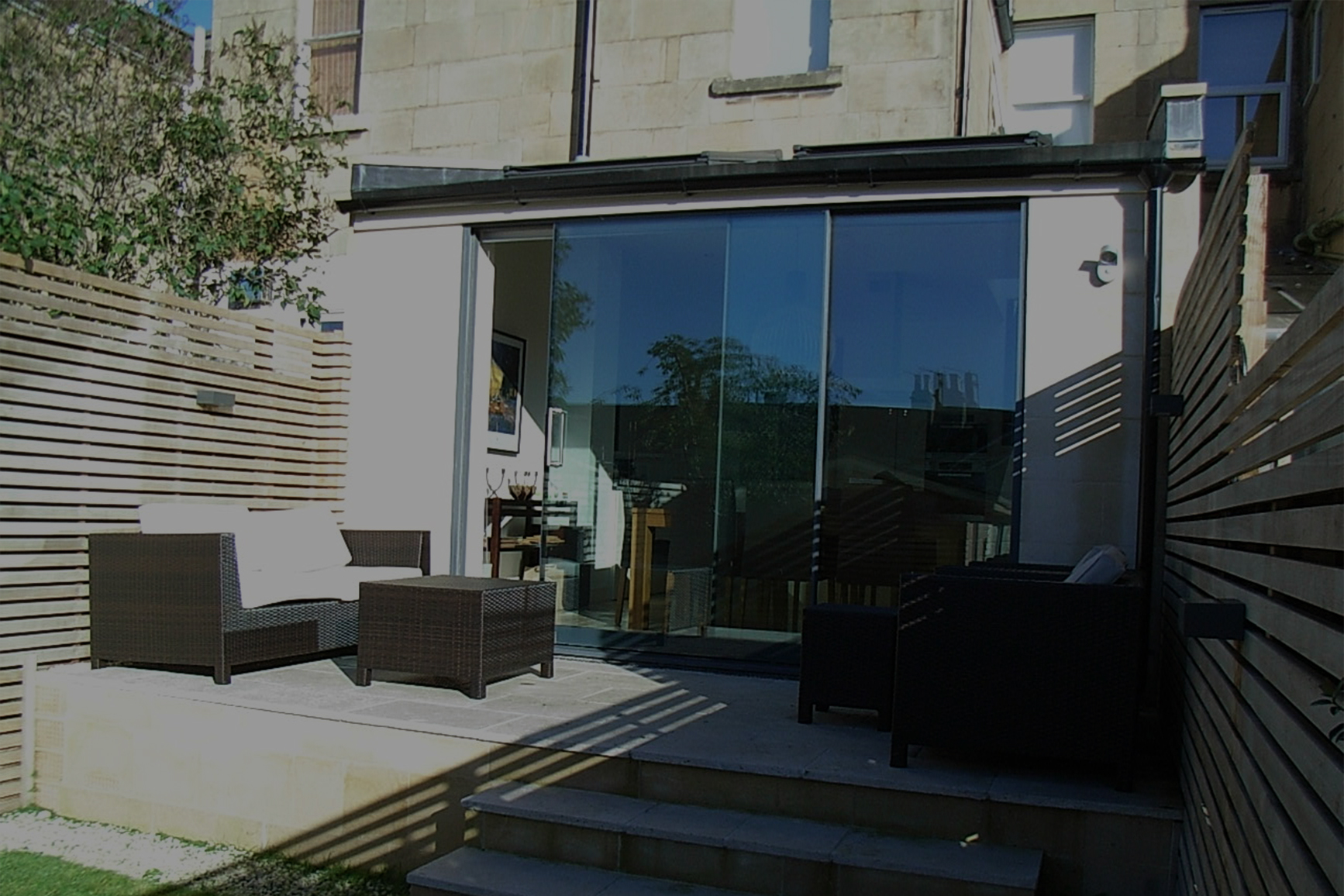 Home mark mac donnell for Terrace kitchen extension